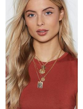 No Ifs Or Buds Floral Necklace by Nasty Gal