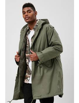 Rothco M 51 Cold Weather Coat by Forever 21