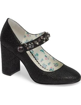 Thompson Mary Jane Pump by 1901
