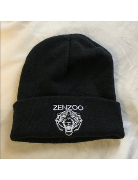 Black Zenzoo Beanie From Asos by Asos