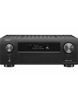 Denon Avrx4500 H Denon 9.2 Channel 4 K Av Receiver With 3 D Audio And Alexa Voice Control Black by Denon