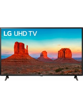 """43"""" Class   Led   Uk6090 Series   2160p   Smart   4 K Uhd Tv With Hdr by Lg"""