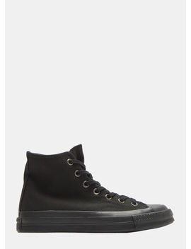 Unisex Chuck Taylor 1970s All Star High Top Sneakers In Black by Converse