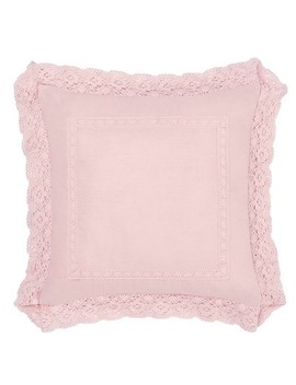 """18x18"""" Pink Annabella Throw Pillow   Laura Ashley by Shop This Collection"""