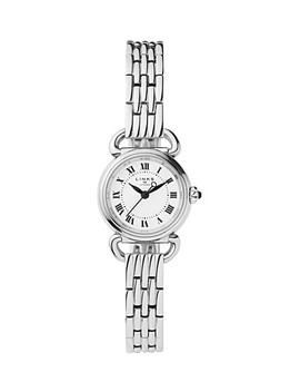 6010.2172 Driver Mini Stainless Steel Watch by Links Of London