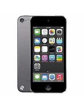 Apple I Pod Touch 16 Gb (5th Generation)   Space Grey   With Rear Camera (Refurbished) by Apple