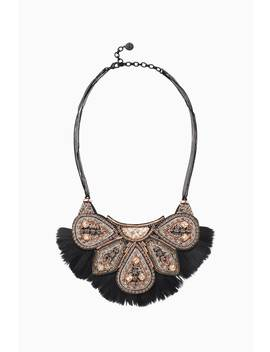 Constantine Feather Necklace by Stella&Dot