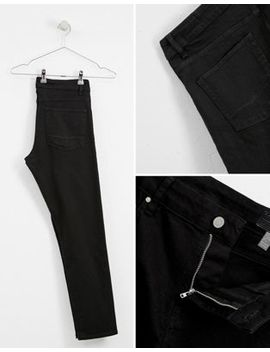 Asos Design Slim Jeans In Black by Asos Design