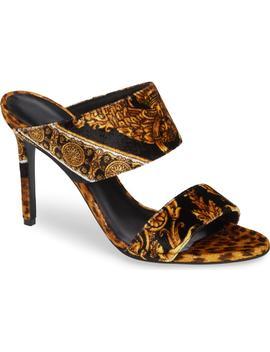 Barocco Sandal by Versace
