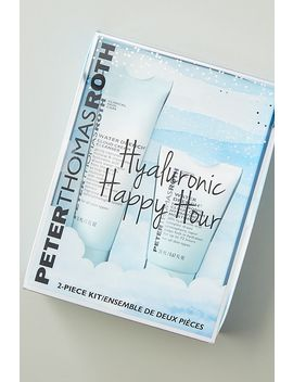 Peter Thomas Roth Hyaluronic Happy Hour Set by Peter Thomas Roth
