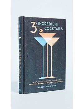 3 Ingredient Cocktails by Books With Style