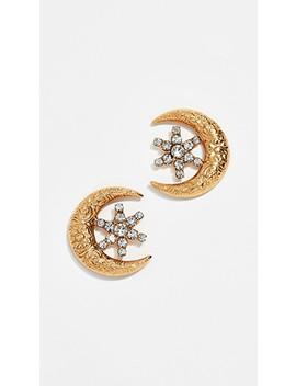Callisto Earrings by Jennifer Behr