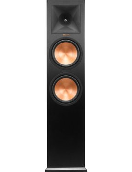 "Reference Premiere Dual 8"" 900 Watt Passive Floor Speaker (Each)   Cherry by Klipsch"