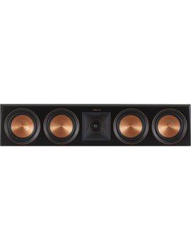 "Reference Premiere Quad 5 1/4"" 600 Watt Passive 3 Way Center Channel Speaker   Ebony by Klipsch"