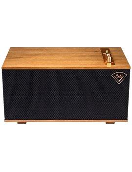 The Three Wireless Speaker For Streaming Music   Walnut by Klipsch