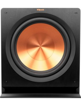 """Reference Series 15"""" 400 W Powered Subwoofer   Black by Klipsch"""