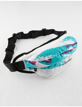 Attachment Wavy Fanny Pack by Attachment