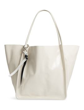 Extra Large Leather Tote by Proenza Schouler