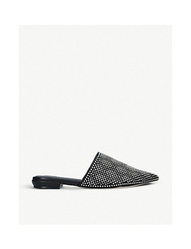 Traema Studded Backless Mules by Aldo