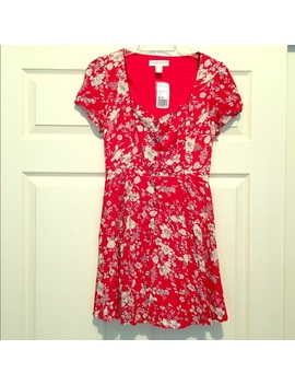Red Mini Dress!   Nwt by Forever 21