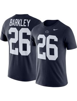 Nike Men's Penn State Nittany Lions Saquon Barkley #26 Blue Future Star Replica Football Jersey T Shirt by Nike