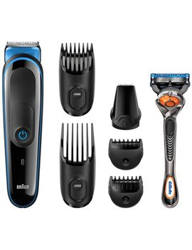 Braun Multi Grooming Kit Mgk3045 – 7 In 1 Precision Trimmer For Beard And Hair Styling ($5 Rebate Available) by Braun