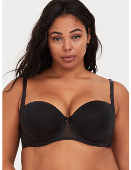 Push Up Smooth Cup Extreme Balconette Bra by Torrid