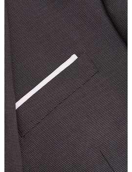 Herringbone Handkerchief by Mango