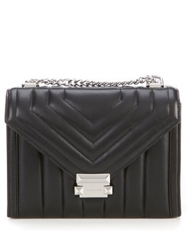 Whitney Quilted Cross Body Bag by Michael Michael Kors
