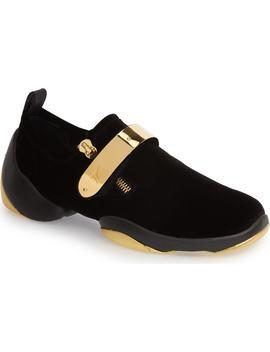 Gold Bar Sneaker by Giuseppe Zanotti