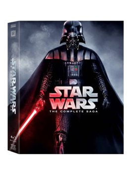 Star Wars: The Complete Saga (Dvd) by Lucasfilm Ltd