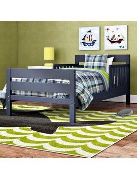 Mack & Milo Aitken Toddler Bed & Reviews by Mack & Milo