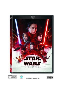 Star Wars: Episode Viii: The Last Jedi (Dvd) by Lucas Film