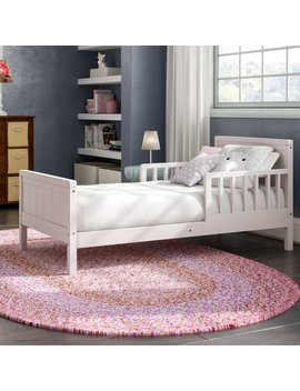 Viv + Rae Gilcrease Toddler Panel Bed & Reviews by Viv + Rae