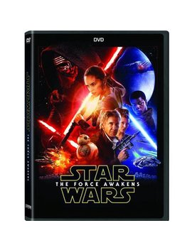 Star Wars: The Force Awakens (Dvd) by Lucas Film