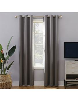 Sun Zero Extreme 2 Pack Norway Theater Grade Blackout Window Curtain by Kohl's