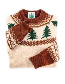 The Evergreen Sweater by Kiel James Patrick