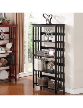 Red Barrel Studio Shad Etagere Bookcase & Reviews by Red Barrel Studio