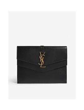Sulpice Pouch Bag by Saint Laurent