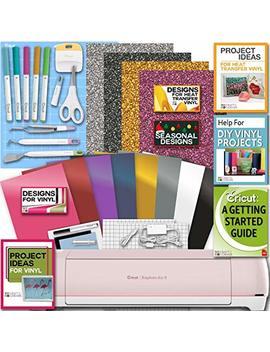 Cricut Explore Air 2 Cherry Blossom Machine Iron On Vinyl Tools Pen Designs Beginner Guide by Cricut