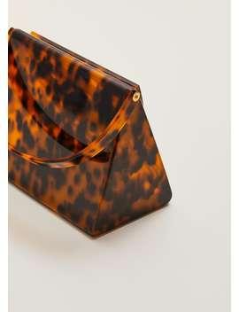 Plexiglas Tasche by Mango