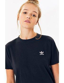 Adidas Black Sc T Shirt by Pacsun