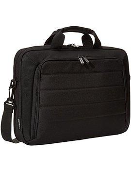 """Amazon Basics 15.6"""" Laptop And Tablet Case, Black by Amazon Basics"""