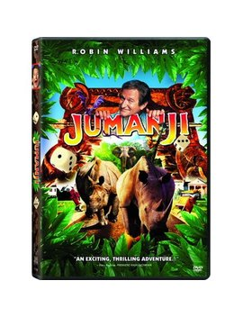 Jumanji (1995) (Dvd) by Sony