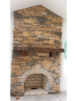 Fireplace Mantle, Barn Beam Mantle, Reclaimed Mantle, Custom Made, Pa Location by Etsy