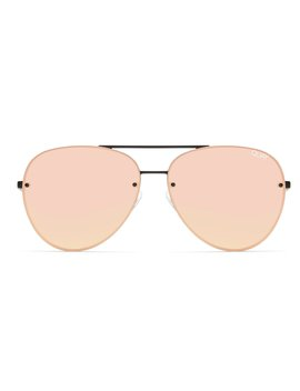 Quay Cool Innit Aviator Sunglasses by Quay Australia