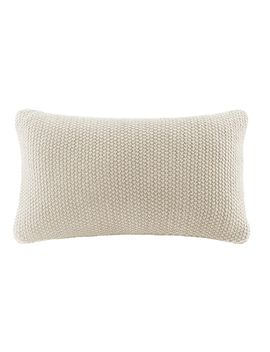 Ink+Ivy Bree Knit Oblong Throw Pillow Cover by Kohl's