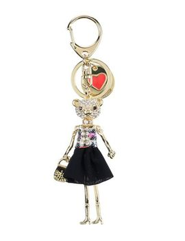 Love Moschino Key Ring   Small Leather Goods by Love Moschino
