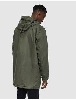 Heller Ii Jacket In Army by Obey