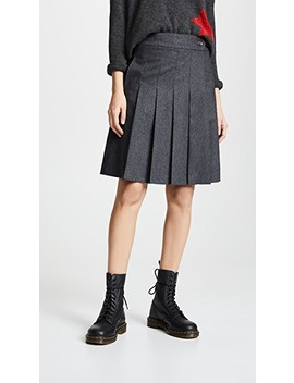 Hortense Wrap Skirt by A.P.C.